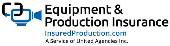 Equipment & Production Insurance A Service of United Agencies Inc. Specialist insurance solution providers to the Entertainment Industry.