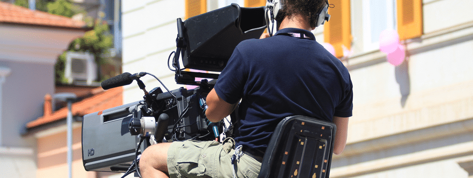 If you're juggling a number of projects over a longer period of time, then blanket coverage using Annual Production Insurance is how we can help you. It's for all types of productions with budgets of all sizes.