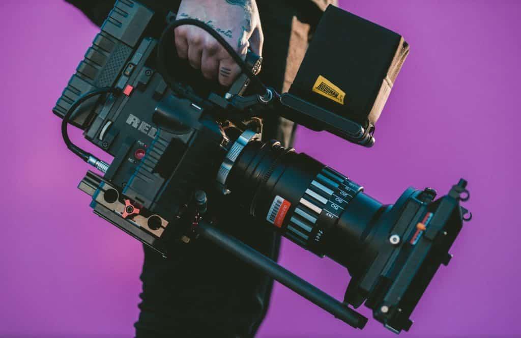 movie camera production equipment insurance
